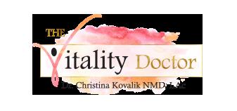 The Vitality Doctor Logo